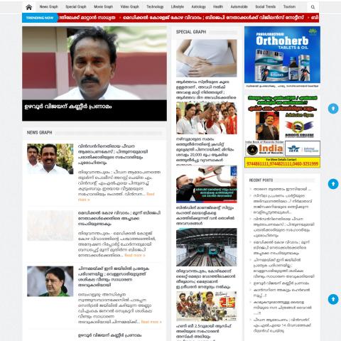 Asiangraph News Portal