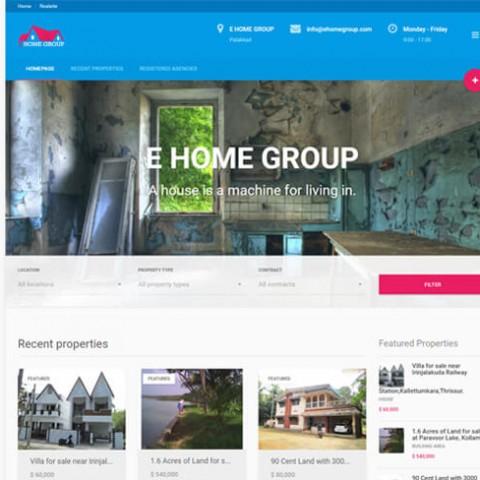 E Home Group