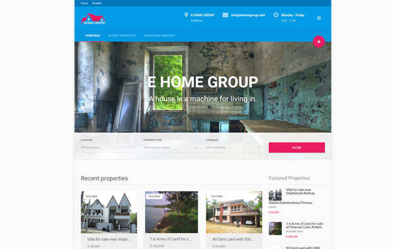 E-Home Group